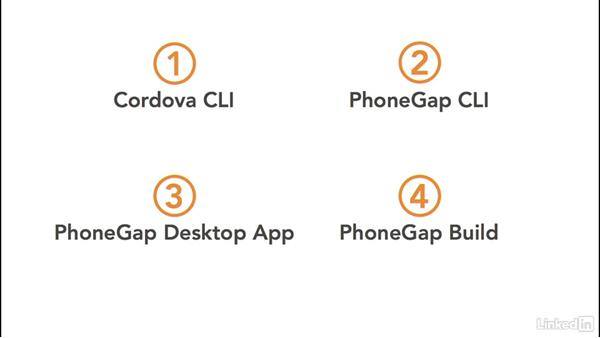 PhoneGap ecosystem: Learn Apache Cordova: The Basics
