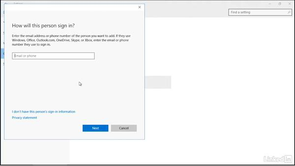 Working with Microsoft accounts in Windows 10: Securing Windows 10
