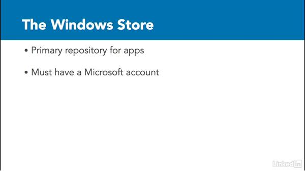 Install apps using the Windows Store: Windows 10: Manage Identity