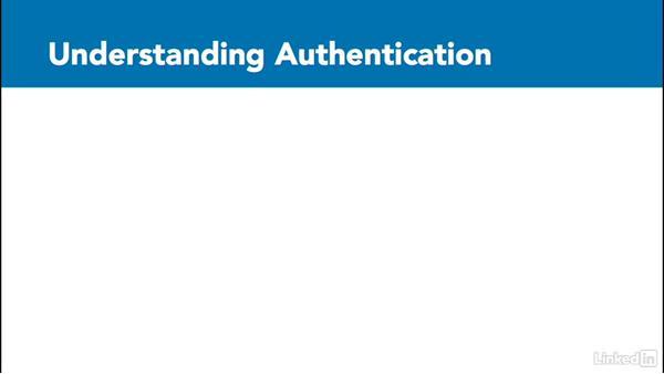 Understand authetication options: Windows 10: Manage Identity