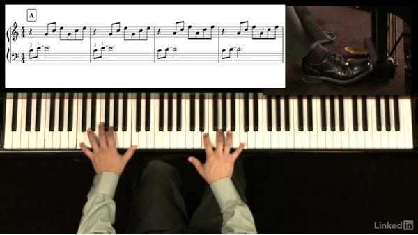 Performance: Slow tempo: Piano Lessons with Hugh Sung: 3 Sight Reading and Classical Pieces