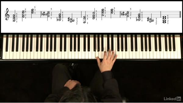 E Section: m. 23-25: Piano Lessons with Hugh Sung: 3 Sight Reading and Classical Pieces