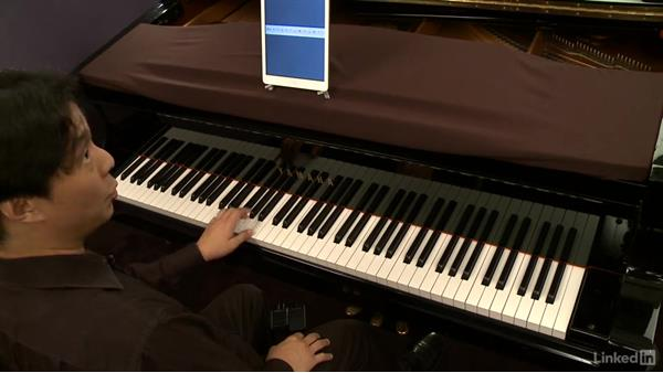 A Section: m. 1-4: Piano Lessons with Hugh Sung: 1 Fundamentals