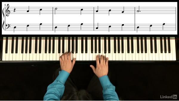 """Scarborough Fair"": Piano Lessons with Hugh Sung: 1 Fundamentals"