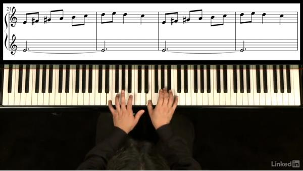 """""""Carol of the Bells"""": Piano Lessons with Hugh Sung: 1 Fundamentals"""