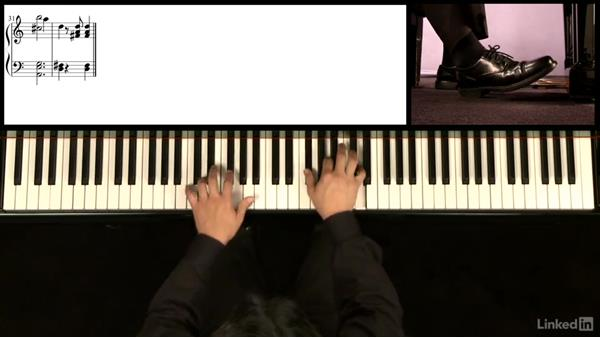 Performance: Slow tempo: Piano Lessons with Hugh Sung: 2 Playing Songs