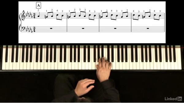 Analysis: Part 1: Piano Lessons with Hugh Sung: 2 Playing Songs