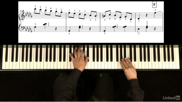 Analysis: Part 3: Piano Lessons with Hugh Sung: 2 Playing Songs