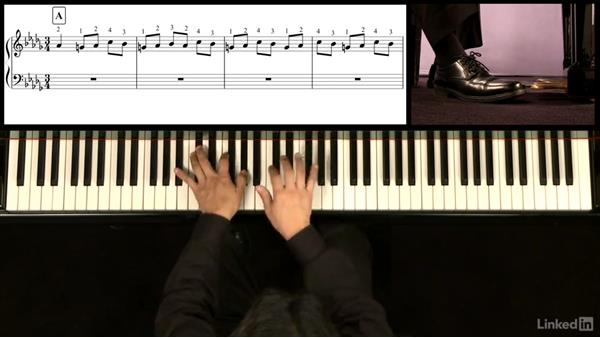Performance : Slow tempo: Piano Lessons with Hugh Sung: 2 Playing Songs