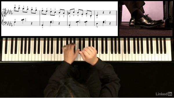 Performance: Fast tempo: Piano Lessons with Hugh Sung: 2 Playing Songs