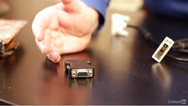 VGA and DVI: CompTIA A+ Exam Prep (220-901) Part 4: Displays and Printers