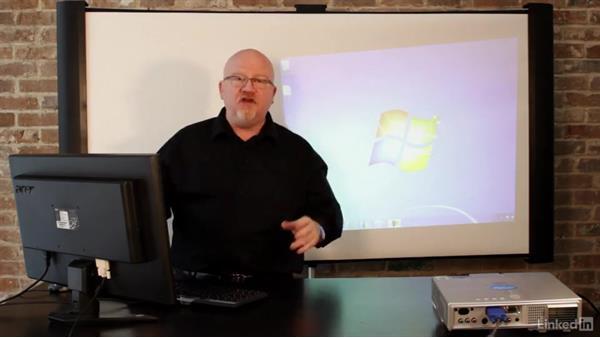 Projectors: CompTIA A+ Exam Prep (220-901) Part 4: Displays and Printers