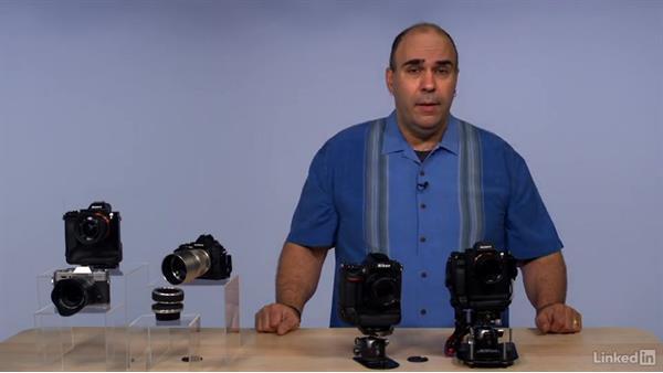 Comparing DSLR and mirrorless cameras: Mirrorless Camera Fundamentals