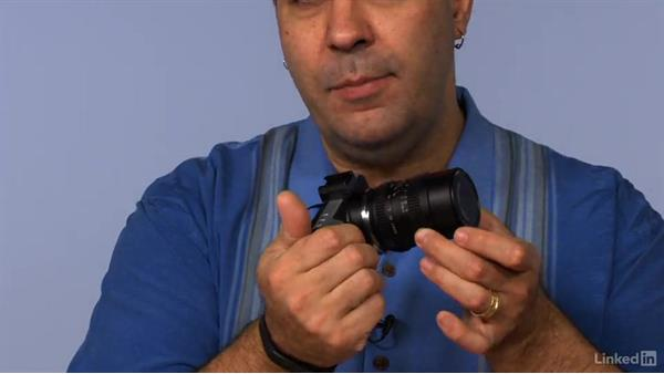 Working with prime lenses: Mirrorless Camera Fundamentals