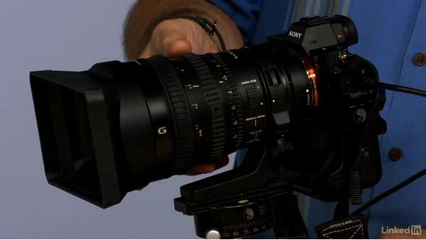 Lenses optimized for video shooting: Mirrorless Camera Fundamentals
