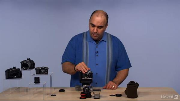 Reducing the weight of mirrorless cameras: Mirrorless Camera Fundamentals