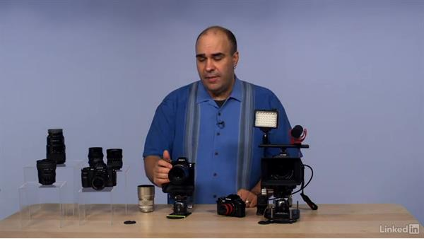 Choosing the best lenses for video: Mirrorless Camera Fundamentals