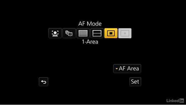 Focus options for video: Mirrorless Camera Fundamentals