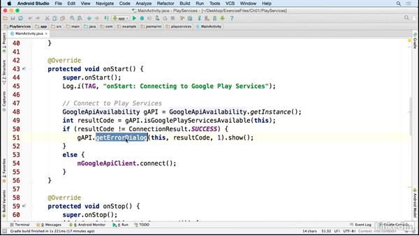 The Google Play services life cycle: Google Play Services For Android