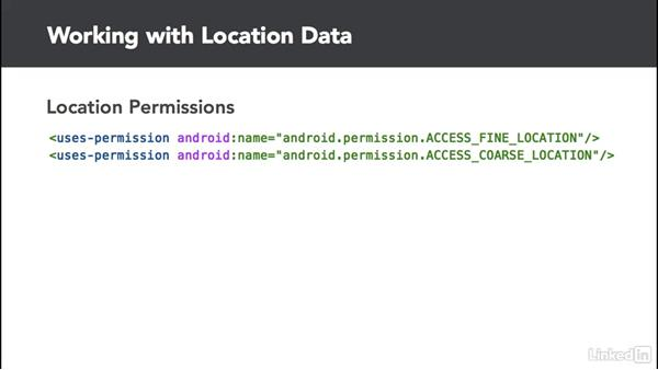 Location Services overview: Google Play Services For Android
