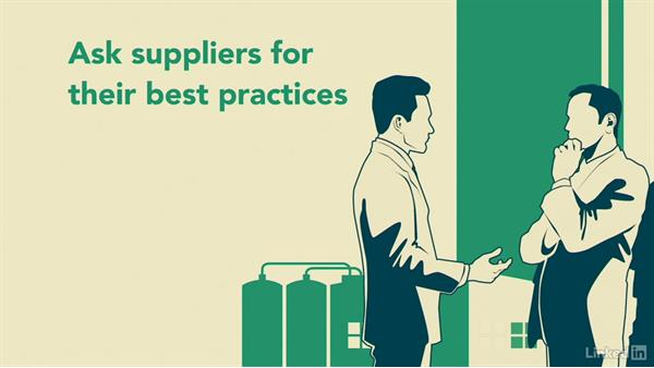 Manage supply chains responsibly: Sustainability Strategies