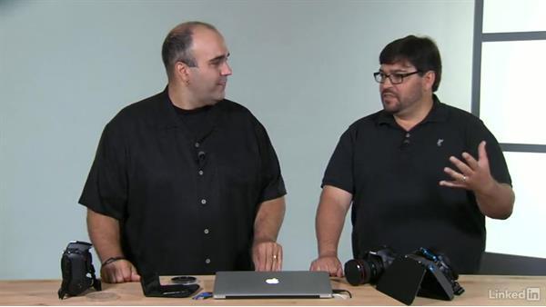 The impact of sensor size: DSLR Video Tips: Lighting