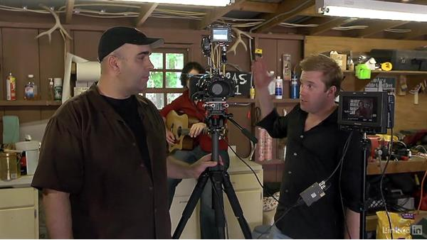 "Shooting ""in the middle"": DSLR Video Tips: Lighting"