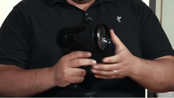 Lighting with alternate sources: DSLR Video Tips: Lighting