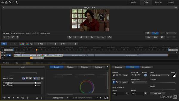 Enhancing with SpeedGrade: DSLR Video Tips: Lighting