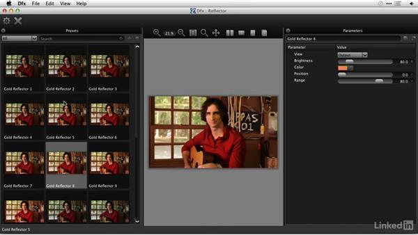 Enhancing with plugins: DSLR Video Tips: Lighting
