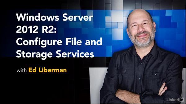 Next steps: Windows Server 2012 R2: Configure File Services