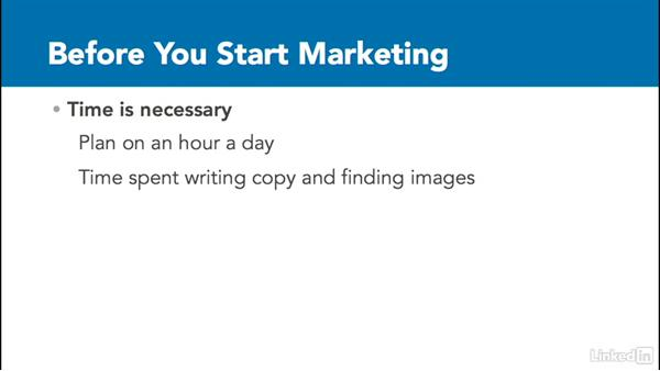 Before you start marketing: Social Media Marketing with Facebook and Twitter
