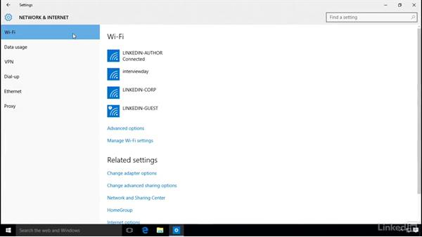 Manage wireless networks and connections: Windows 10 Networking Fundamentals