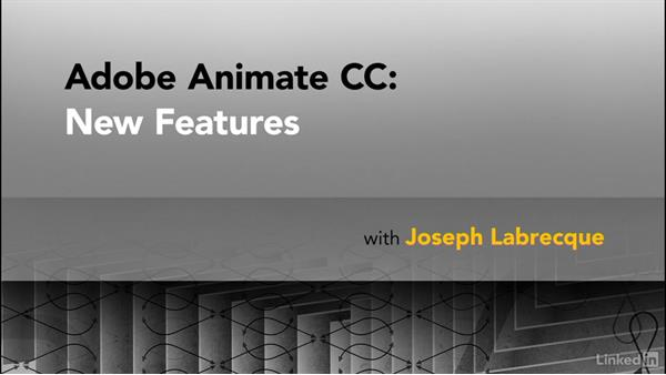 Goodbye: Adobe Animate CC: New Features