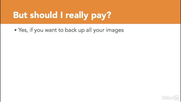Should I pay for cloud storage?: Photo Archiving Basics: Preserving Family Memories