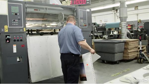 Paper sheet and roll sizes: Print Production Essentials: Choosing Paper