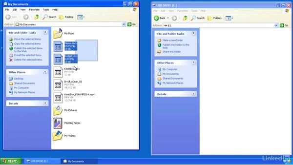 Back up your files: Migrating from Windows XP to Windows 10
