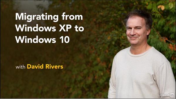 Next steps: Migrating from Windows XP to Windows 10