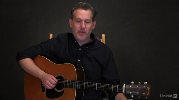 Welcome: Acoustic Guitar Lessons with Bryan Sutton: 2 Scales, Walking Bass, Hammer-Ons, and Pull-Offs