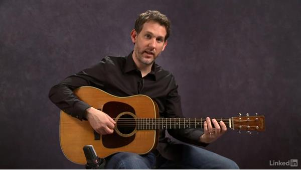 The major scales, part 2: D and A: Acoustic Guitar Lessons with Bryan Sutton: 2 Scales, Walking Bass, Hammer-Ons, and Pull-Offs
