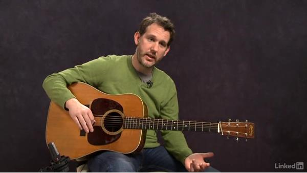 Chord theory: Part 1: Acoustic Guitar Lessons with Bryan Sutton: 2 Scales, Walking Bass, Hammer-Ons, and Pull-Offs