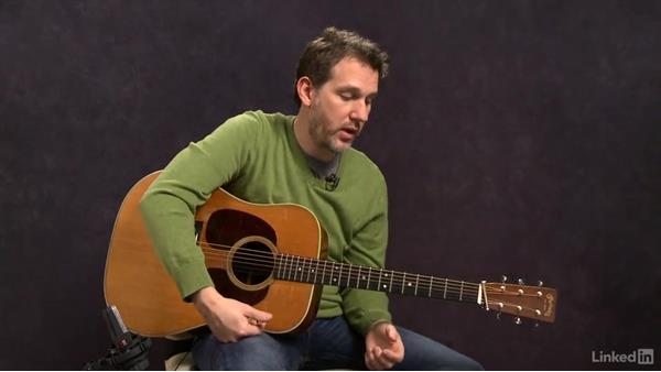 Chord theory: Part 2: Acoustic Guitar Lessons with Bryan Sutton: 2 Scales, Walking Bass, Hammer-Ons, and Pull-Offs