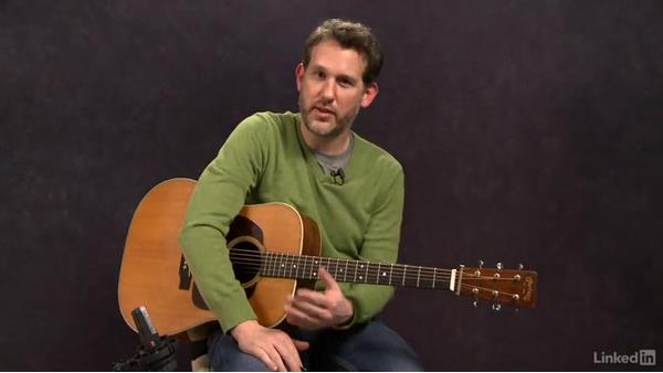 Reading tablature: Acoustic Guitar Lessons with Bryan Sutton: 2 Scales, Walking Bass, Hammer-Ons, and Pull-Offs