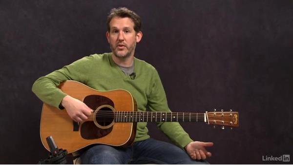 Beginning slides: Acoustic Guitar Lessons with Bryan Sutton: 2 Scales, Walking Bass, Hammer-Ons, and Pull-Offs