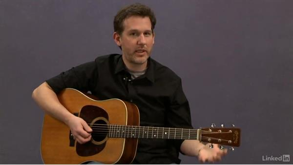 """""""Big Sciota"""" (basic): Melody: Acoustic Guitar Lessons with Bryan Sutton: 2 Scales, Walking Bass, Hammer-Ons, and Pull-Offs"""