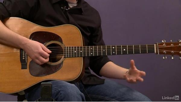 """Big Sciota"" (basic): Rhythm: Acoustic Guitar Lessons with Bryan Sutton: 2 Scales, Walking Bass, Hammer-Ons, and Pull-Offs"