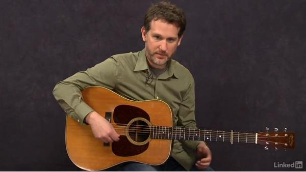 """Daley's Reel"" (basic): Part 1: Acoustic Guitar Lessons with Bryan Sutton: 2 Scales, Walking Bass, Hammer-Ons, and Pull-Offs"