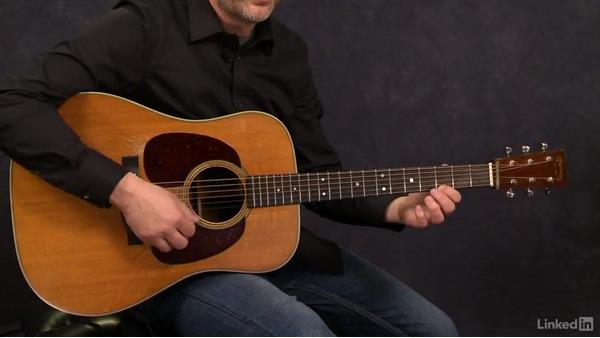 """""""Kitchen Girl"""" (basic): Acoustic Guitar Lessons with Bryan Sutton: 2 Scales, Walking Bass, Hammer-Ons, and Pull-Offs"""