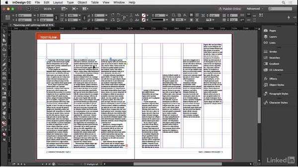 Spanning, splitting, and balancing columns: InDesign Typography Part 2