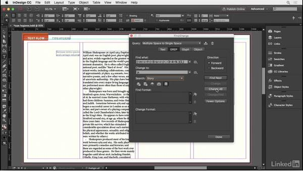 Good type hygiene: InDesign Typography Part 2